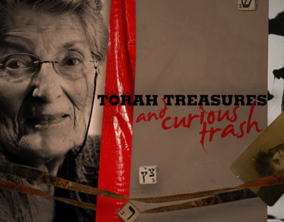 TORAH TREASURES and curious trash FILM