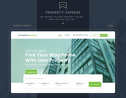 Property Express (Property finder)