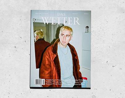 »Das Wetter« Magazine Issue 11 + 12