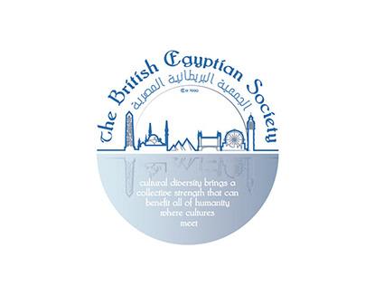 British Egyptian Society Logo design