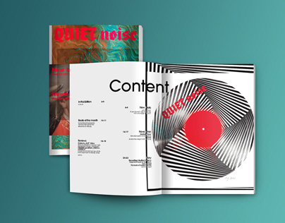 Quiet Noise music magazin