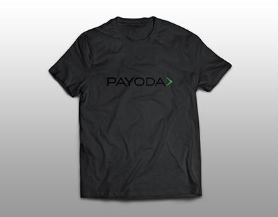 Payoda T-Shirt Design Mockup