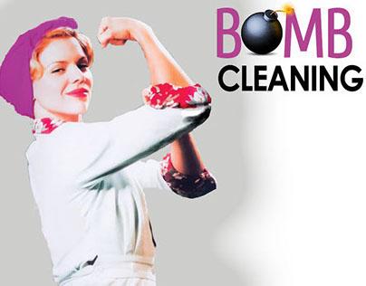 Logo Design, Bomb Girls