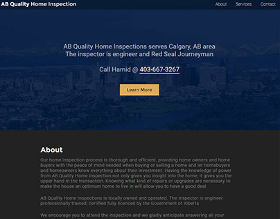 AB Quality - Web Design