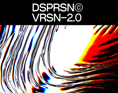 'DISPERSION' V2.0 — POSTER SET c/o HMD™