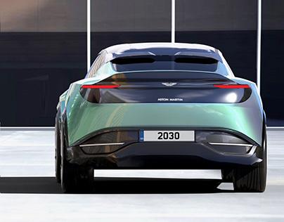 2030 Aston Martin Vigorous