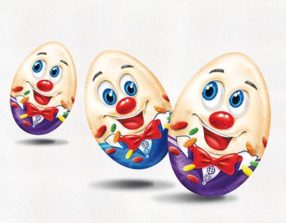 Cadbury & Red Tulip Humpty Dumpty packaging
