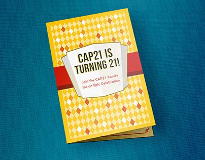 Cap21 Birthday Bash