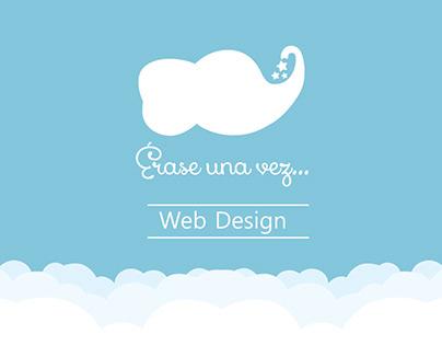 Erase una Vez - Web Site