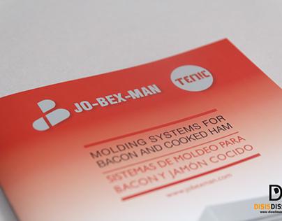 JO-BEX-MAN PRODUCT CATALOG