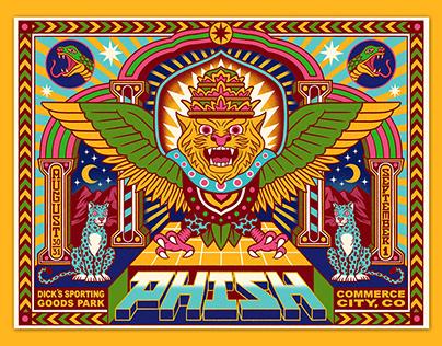 PHISH | Gig Poster