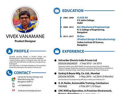 Resume_VIVEK