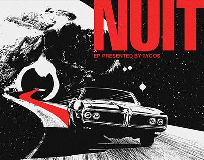 NUIT - LYCOS (Concept Artwork)