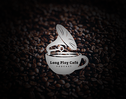 Long Play Cafe Podcast Logo