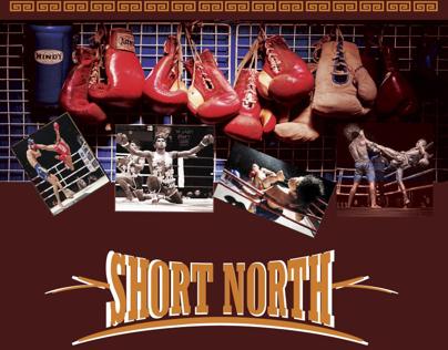 Short North Muay Thai 2014