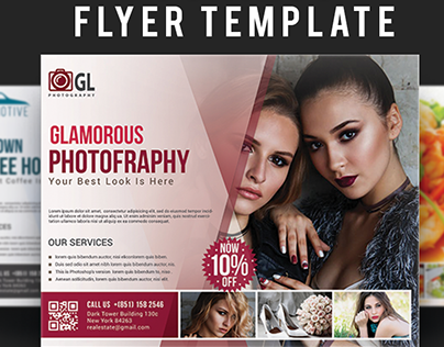 Multiple/Business Flyer Template