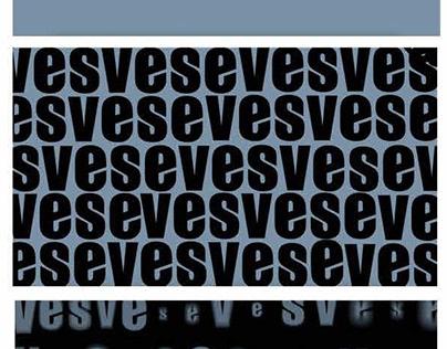 VESVESE | Kinetic Typography Series