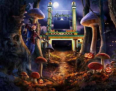 Liseberg - Halloween17