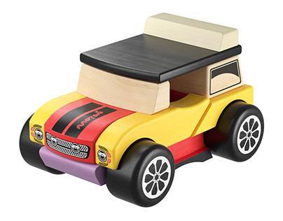 3D Toys - Cars