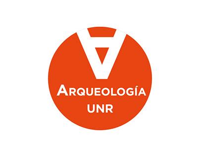 Logotipo Ganador concurso UNR Departamento arqueología