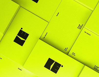 Fashion Brand Identity - Concept portfolio 3