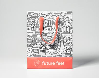 Future Feet Brand Identity