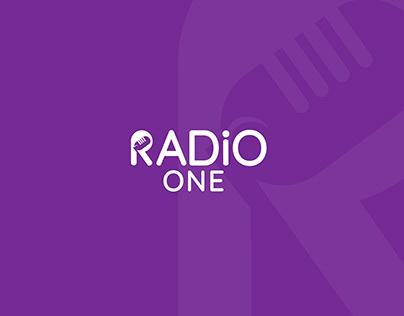 Logo Designed for RADIO ONE