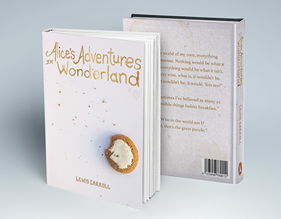 Student Project: Book Jacket