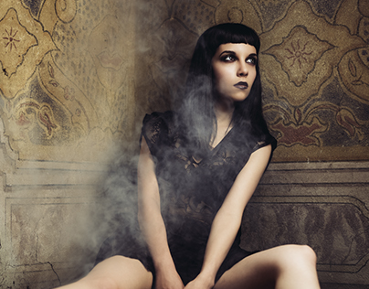 """Which"" Editorial - Dark Beauty Magazine"