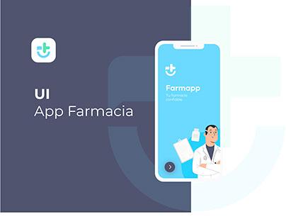 UI Farmacia APP