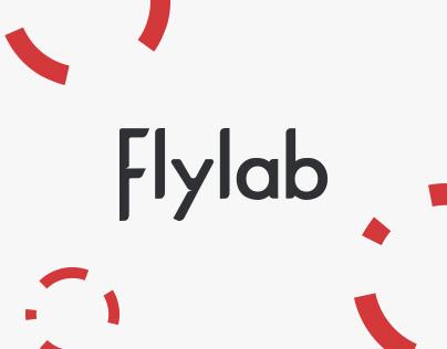 Flylab identity