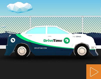 DriveTime Motion Graphics