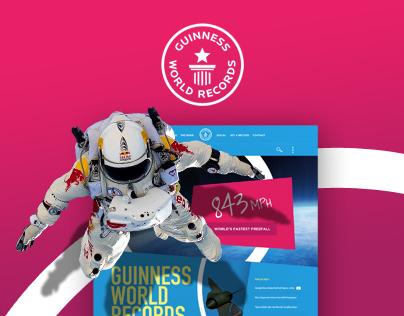 Guinness World Records Website