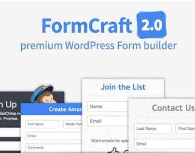 Premium WordPress Form Builder