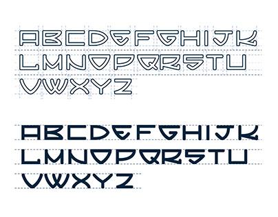 CLAN - font job