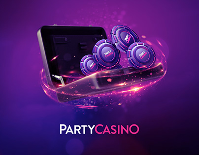 PartyCasino - 3D Assets