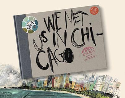 """#WemetusinChicago"""" sketches from #Usksymposium."""