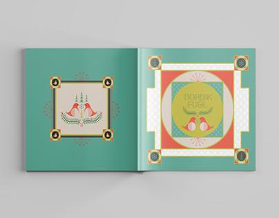 Nordik Fugl Typeface & Specimen Booklet