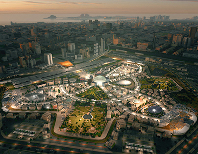 EXPO 2020 SITE DUBAI