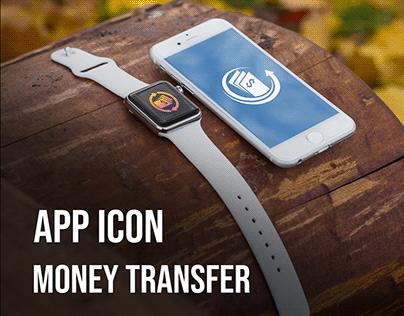 MONEY TRANSFER - APP ICON
