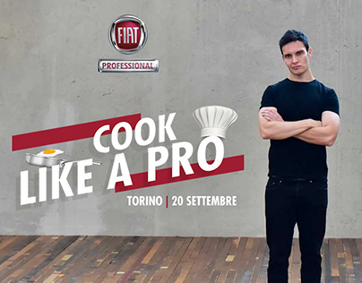Cook Like a Pro - Fiat Professional