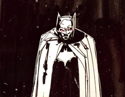 BATMAN INK