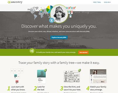AncestryDNA - Wordpress blog