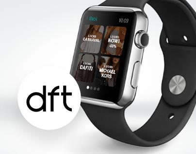 Dafiti for Apple Watch