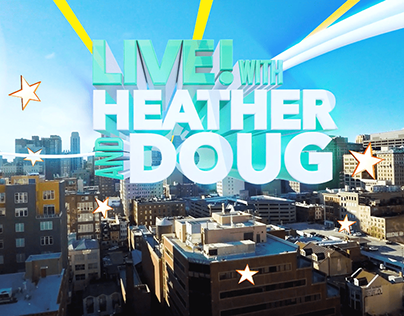 Live! with Heather and Doug