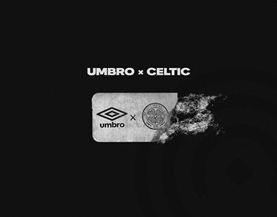 Umbro ✖ Celtic   Football Kits