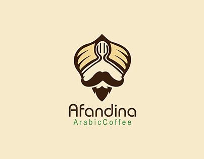 Identity Brand   Afandina Arabic Coffee