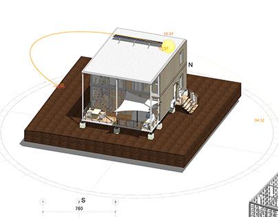 ⋮ MODUWİCE ⋮ modular light steel house / cyprus