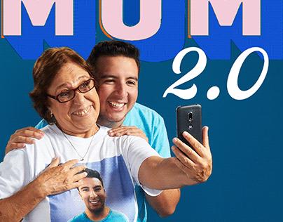 ENTEL - Mamá Luchita