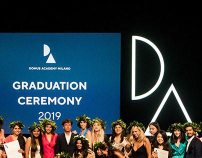 Domus Academy Graduation